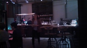 Bar at Food Lab