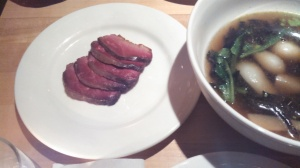 Duck Breast & Soup