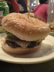 La Banquise Burger
