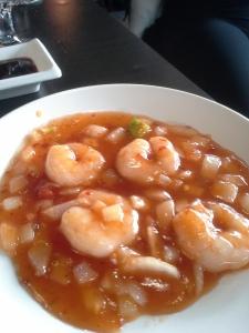Szechuan Shrimp